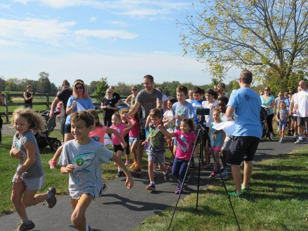 Global Healthcare Management's 4th Annual Kids Fun Run. Promoting Exercise and Fitness for Kids